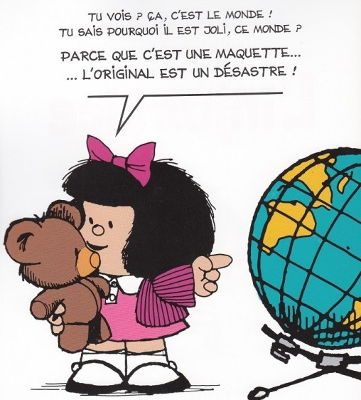 mafalda monde