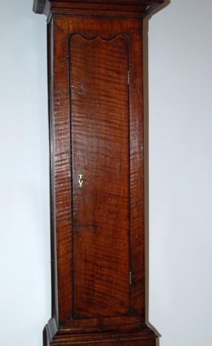 Trunk door of Francis Robinson clock