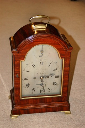 Richard Chater Bracket Clock