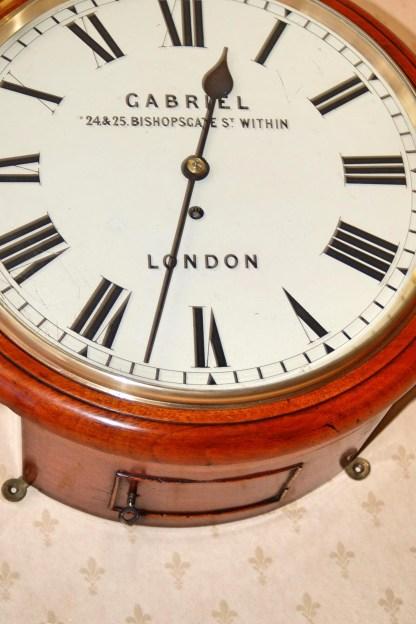 Gabriel Wall Clock