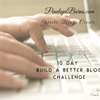 Build a Better Blog Challenge – Grow Your List
