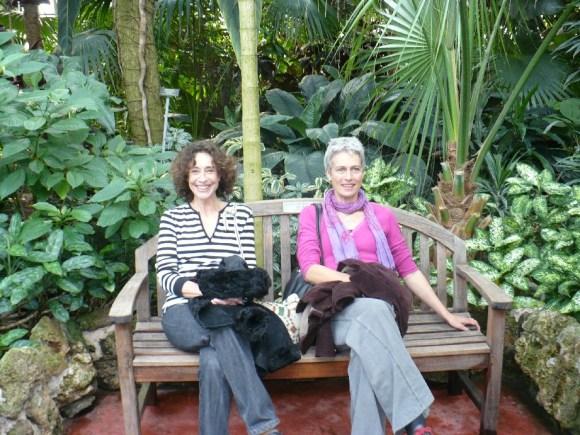 Elena and P, Bo Gardens, Chicago