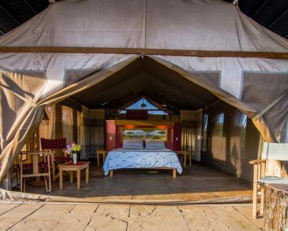 Sentrim Amboseli luxurious tented Camp