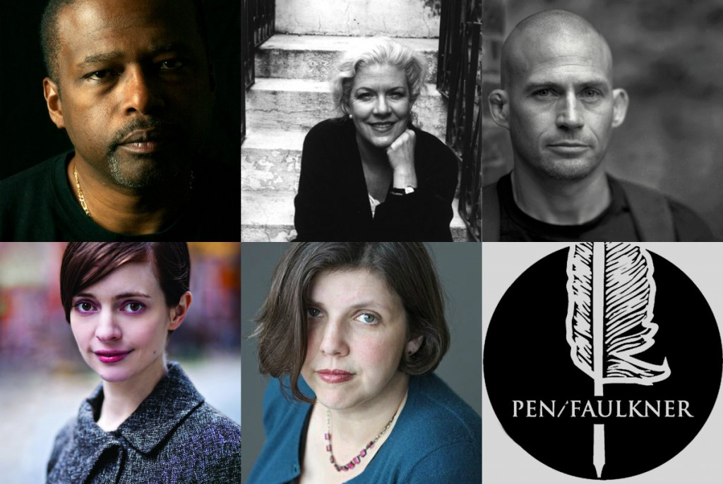 2015 PEN/Faulkner Award for Fiction Finalists are Jeffery Renard Allen, Jennifer Clement, Atticus Lish, Emily St. John Mandel, Jenny Offill - peoplewhowrite
