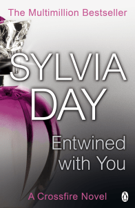 Book Cover:  Entwined With You: A Crossfire Novel