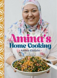 Book Cover:  Amina's Home Cooking