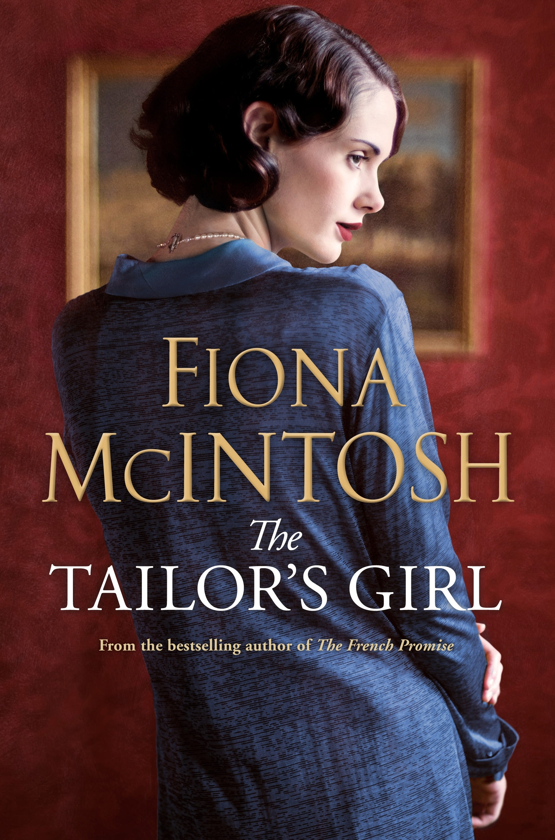 Book Cover: The Tailor's Girl