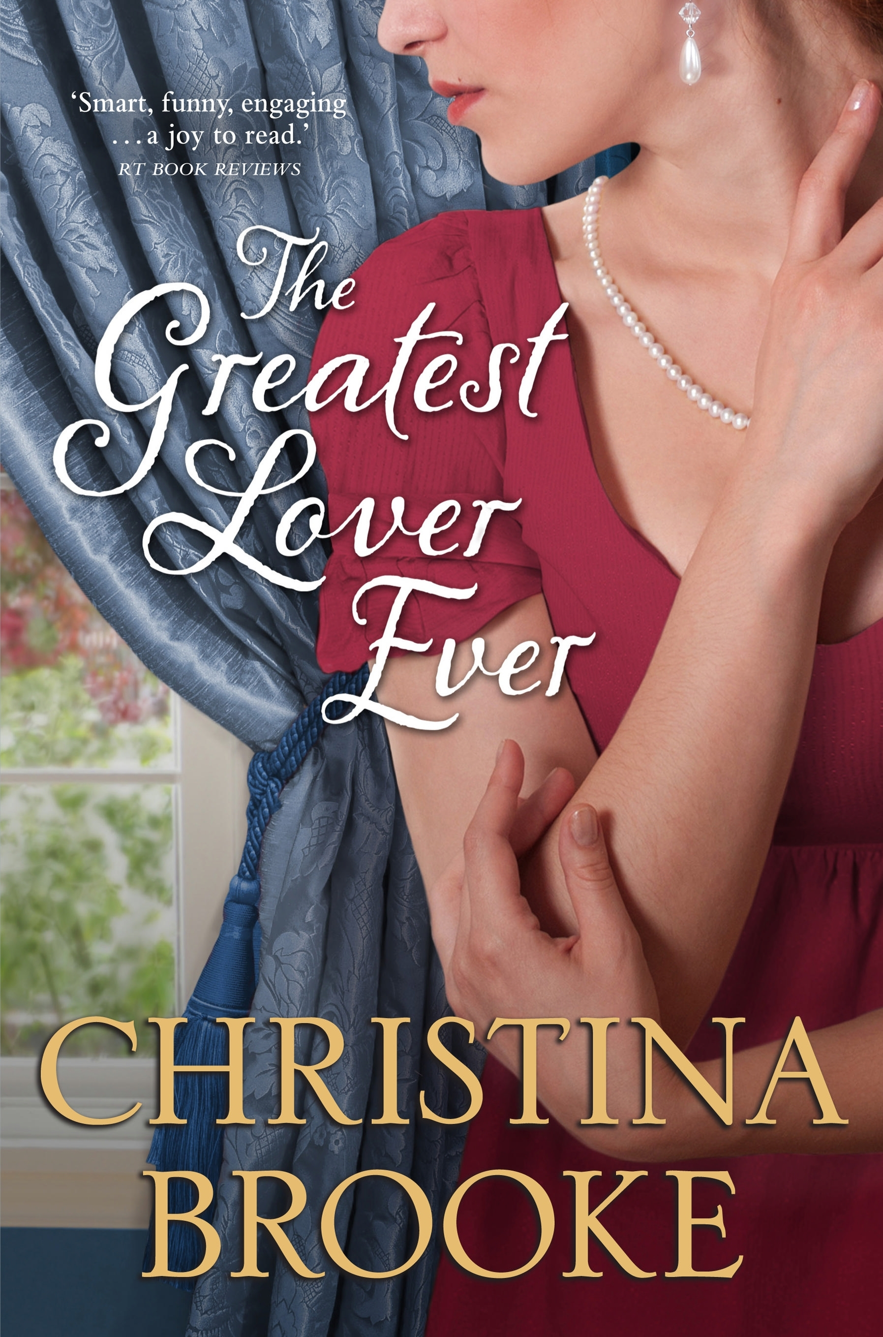 Book Cover: The Greatest Lover Ever