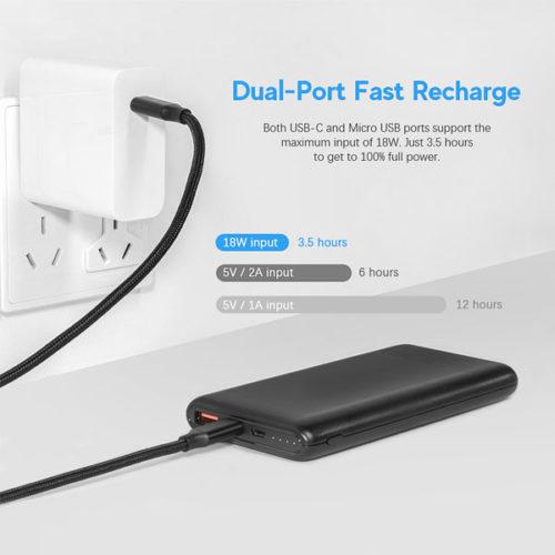 Baseus-Bipow-10000mAh-USB-C-PD-&-QC-3.0-Slim-Power-Bank-2
