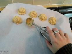 cookie scoop makes life easier