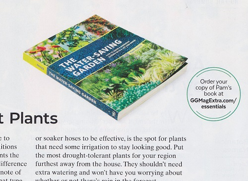 No Rain No Problem Read My Interview About Waterwise Gardening