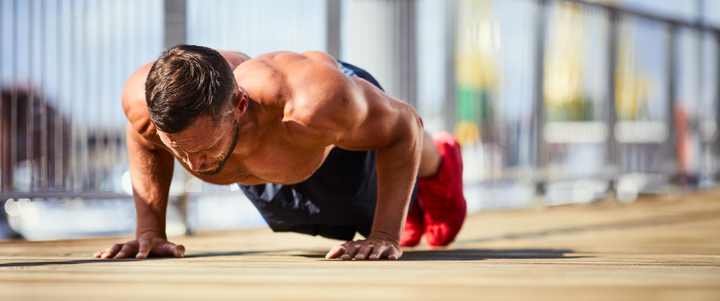 pushups header