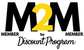 M2M Member to Member Discount Program