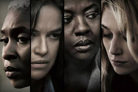 Viola Davis, Michelle Rodriguez, Elizabeth Debicki & Cynthia Erivo in Widows recensie op Amazon Prime Video