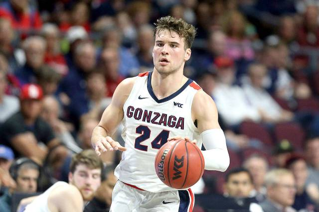 COLLEGE BASKETBALL: Zags look to contend for NCAA title | Peninsula Daily  News