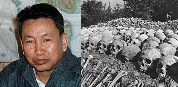Up there with the very worst of them. Genocidal maniac Pol Pot Photo: Publicerat måndag