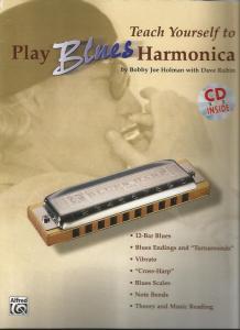 play blues harmonica