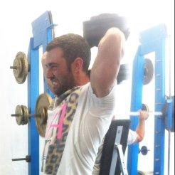 Dumbell lift