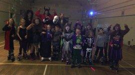 Halloween monsters 600