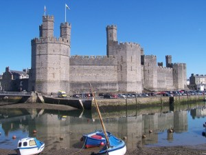 Caernarfon Castle - Pen Llŷn Accommodation
