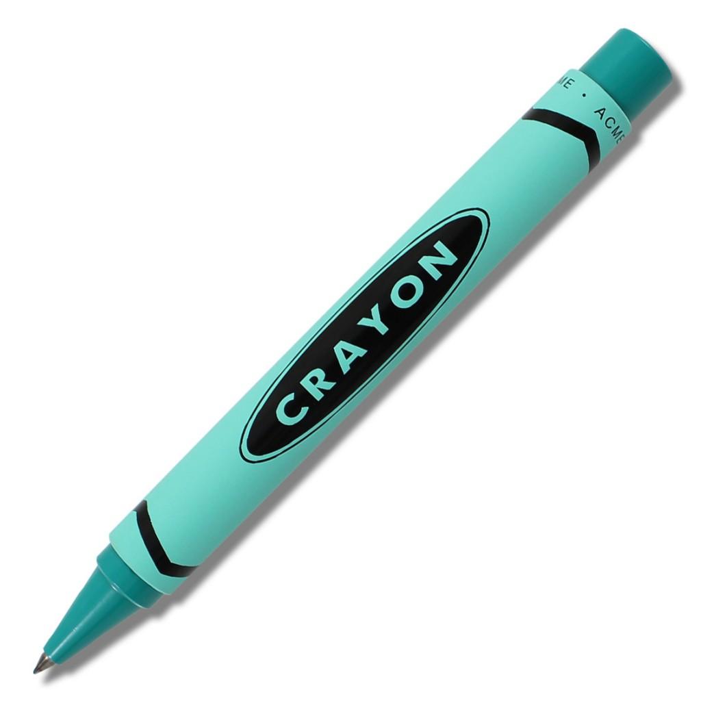 Acme Crayon Teal