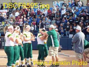 6-2019 PT Girls Softball Post Game