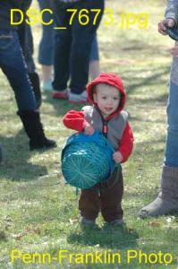3-26-16 Delmont Egg Hunt