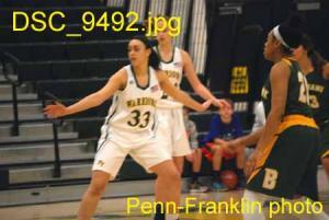 1-16- 2016 PT Girls Basketball