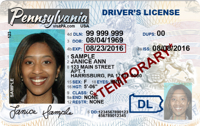 what is dln on drivers license
