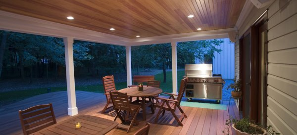 covered outdoor patio living space Covered Outdoor Living Space