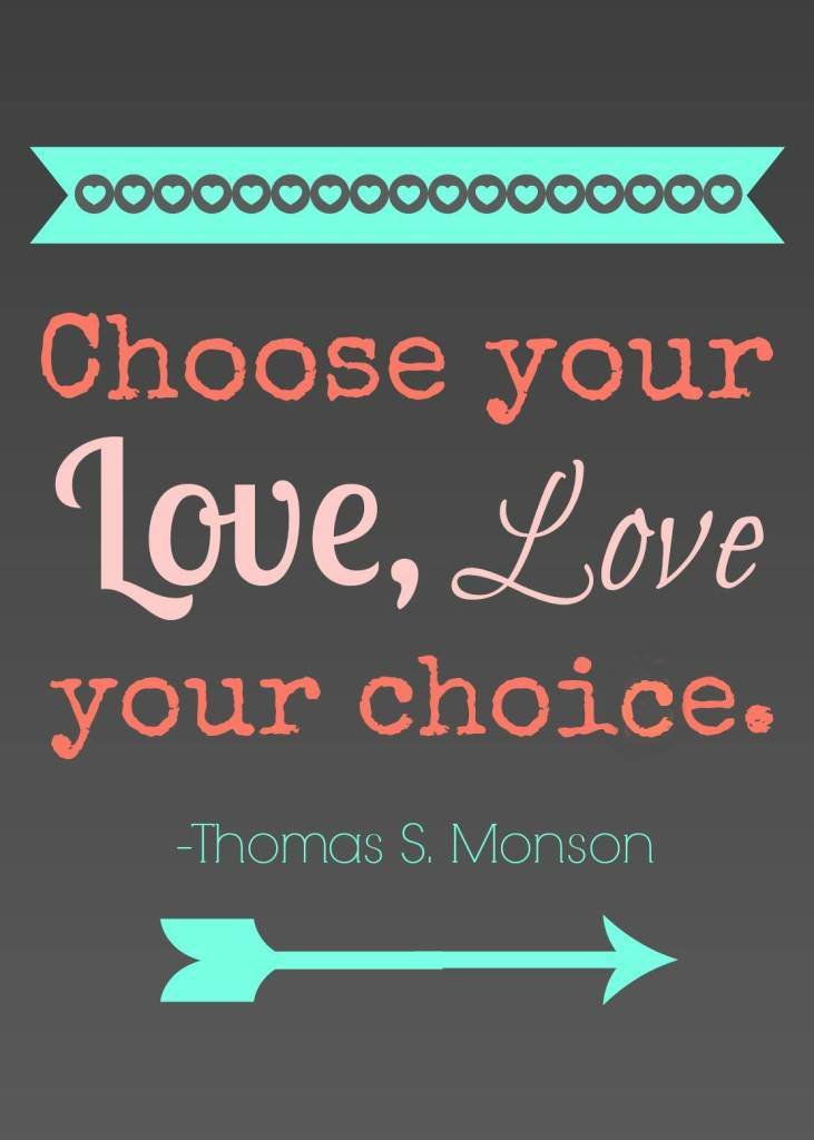 Love Printable Pres. Monson