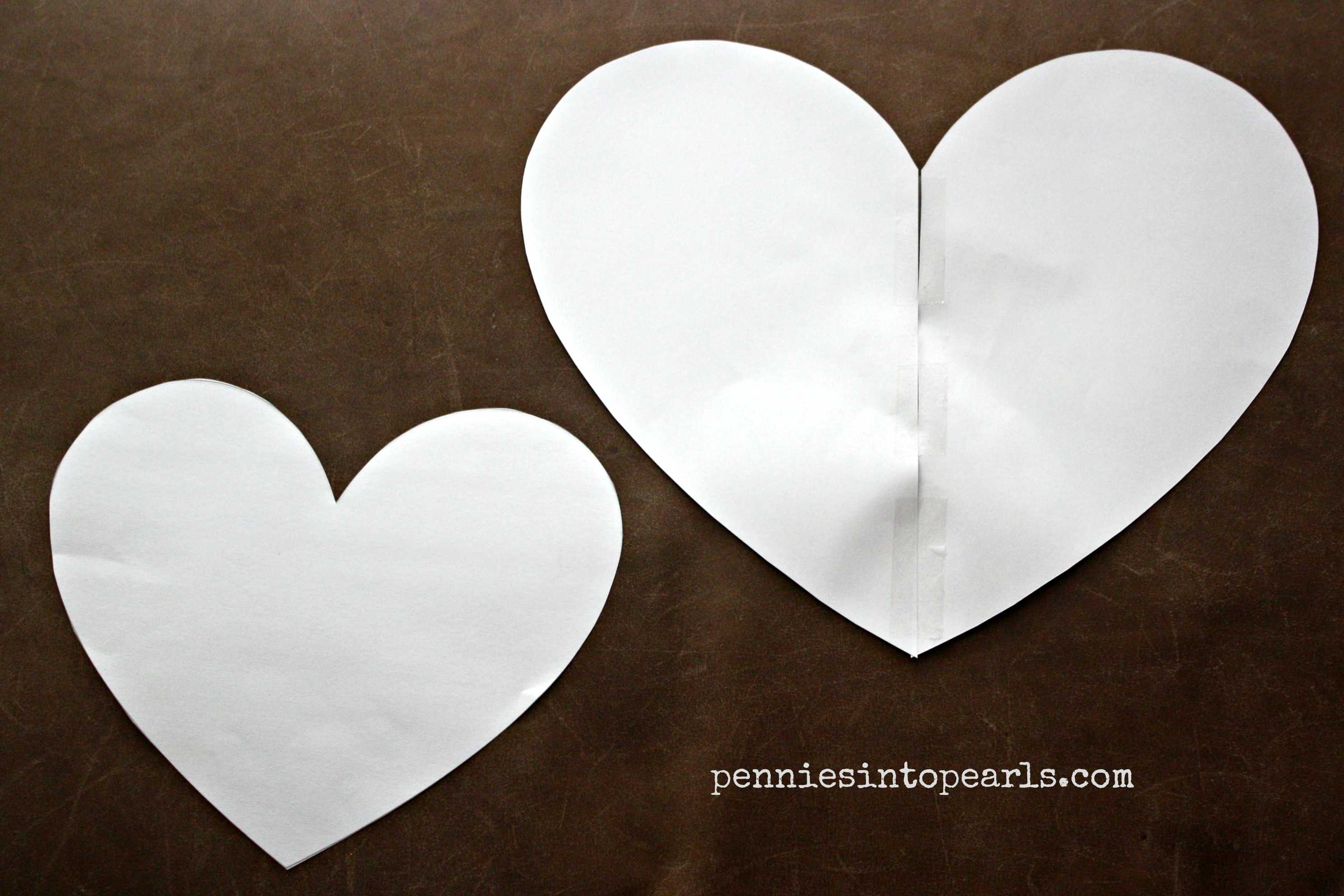 Pallet Wood Hearts - Step by Step Tutorial to Make in ...
