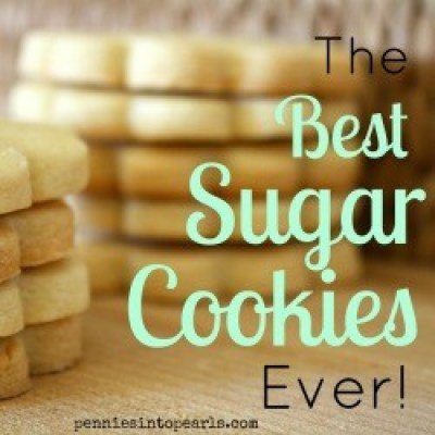 Best Sugar Cookies - Small Image