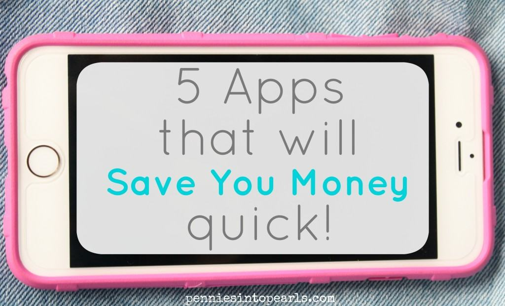 money saving apps 2015