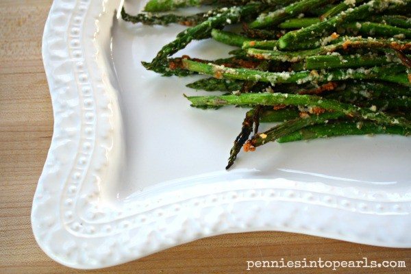 Grilled Asparagus 4