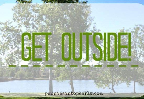 20 Frugal and Fun Outdoor Activities - penniesintopearls.com - Get your family outside this spring and summer and enjoy these frugal and fun outdoor activities for the entire family.