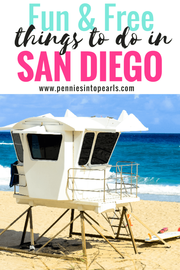 These are such fun ideas of things to do in San Diego on vacation! It can be hard to visit California on a budget but these San Diego attractions are all free!
