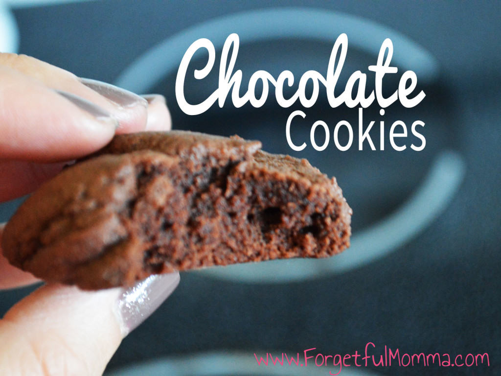 Chocolate Cookies - Get Your Shine On Link Party