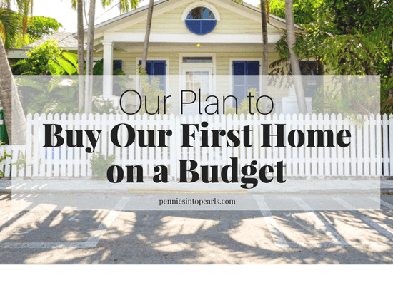 This is how a one income family is figuring out how to buy a house on a budget in one of the most expensive cities in the United States. She goes over the special loan programs that are helping them find their first dream home on a budget.
