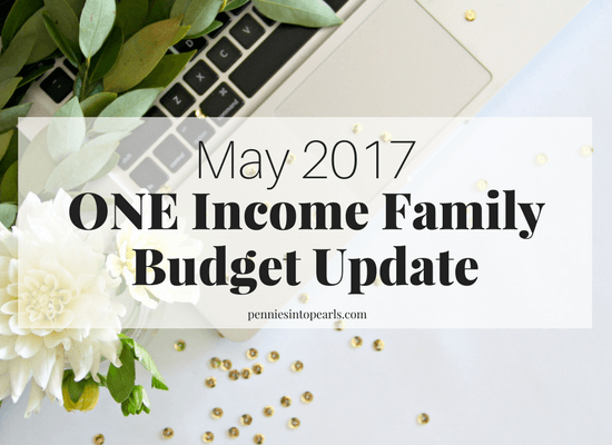 A complete look into real life numbers of our one income family budget update! I share the most important budgeting tips for beginner and the two most important steps we took on how to start a budget that actually works!