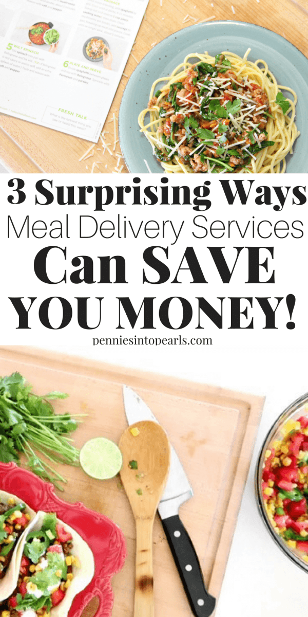 Coming from a woman who doesn't spend more than $5 PER MEAL, this is my opinion if a meal delivery service offers any savings. Here are 3 surprising ways they save you money!