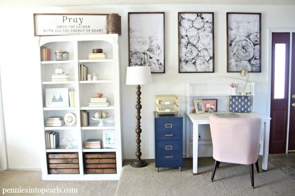 These Office Makeover Ideas Will Leave You With Inspiration, Motivation,  Encouragement, And Tips