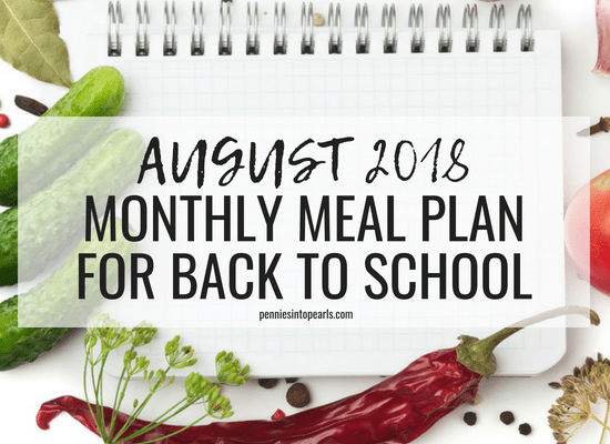 Meal planning for beginners can feel overwhelming. This meal plan is going to solve all the struggles moms find with meal planning on a budget! Easy, cheap, and quick dinner recipes. Easy and cheap lunch ideas. Every cheap meal idea on this meal plan is linked to help you get your grocery list together.