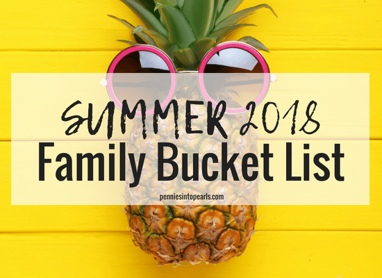 This summer bucket list free printable is going to win you some major mom points this summer! List full of cheap summer activities for kids and families that won't leave your wallet empty. These summer bucket list ideas are going to help your family make this summer epic!