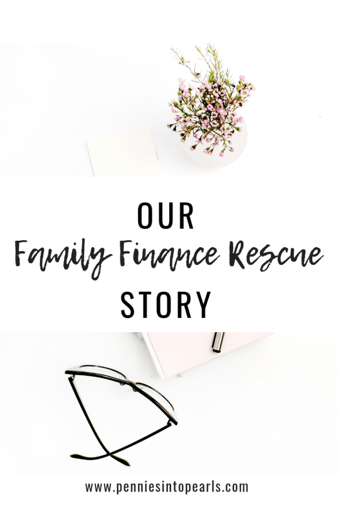 I am talking about how we got our family finance in order and paid off $20k in debt and how there is hope for you too! I'm sharing my secrets and giving you a dose of serious motivation to get started with your family finances in 2019!