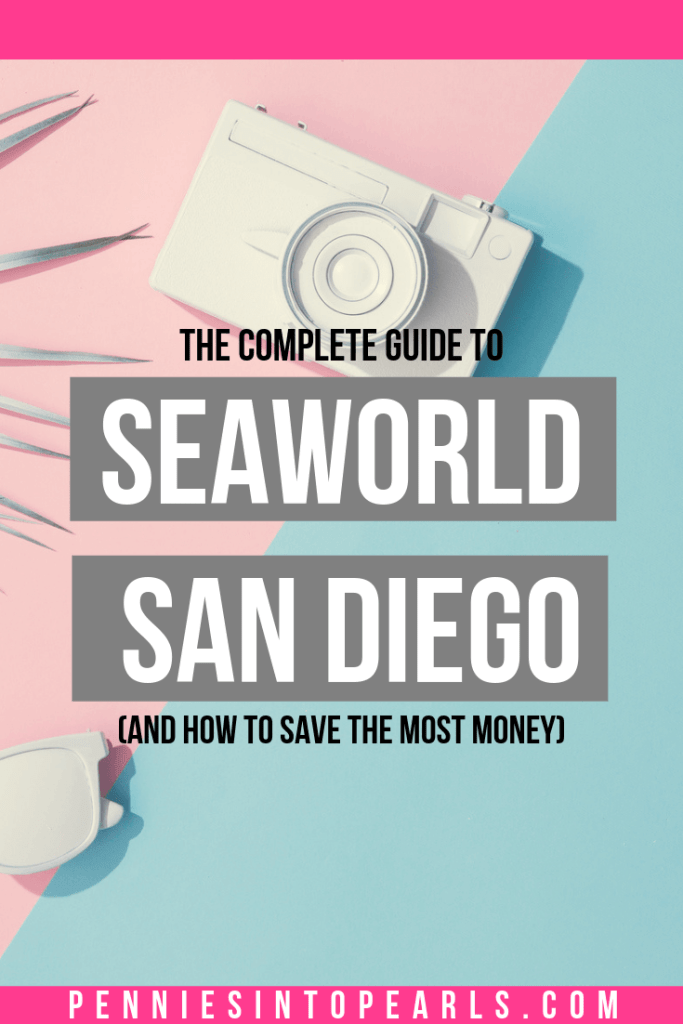 If you are planning a trip to SeaWorld San Diego, you can not go without first watching this complete guide to SeaWorld San Diego! You will learn the secret ways to save on things from tickets to food and all the tips to make sure you make every moment of your fun day the very best!