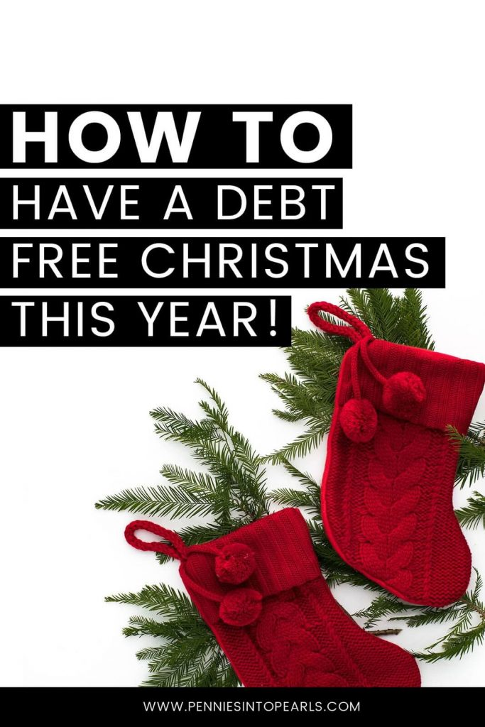 Want to know how to have a debt free Christmas? Here are 5 tips for a debt free Christmas that will help stretch your Christmas budget and make sure that you have a cash Christmas and avoid the credit card hangover. #IbottaPartner #sponsored