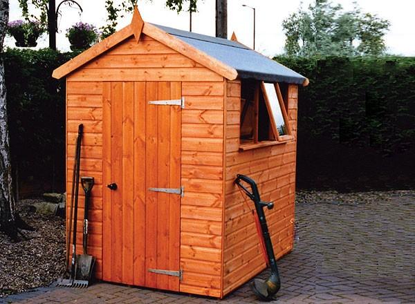 Timber Garden Sheds