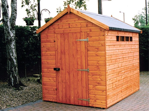 Large Wooden Sheds