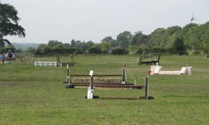 Cross country horse competitions and Cross Country Training field at Pennine View Stud - Harrogate